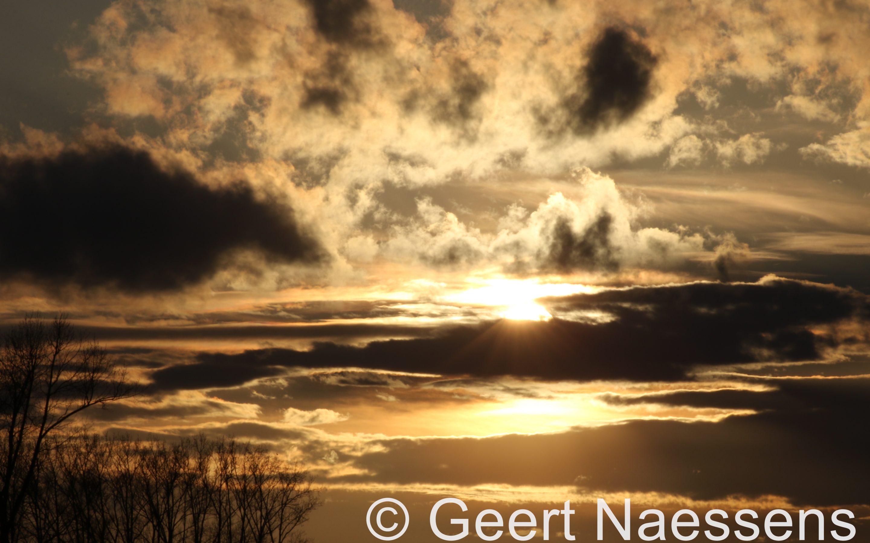 Eerst nog bewolkt, later meer zon