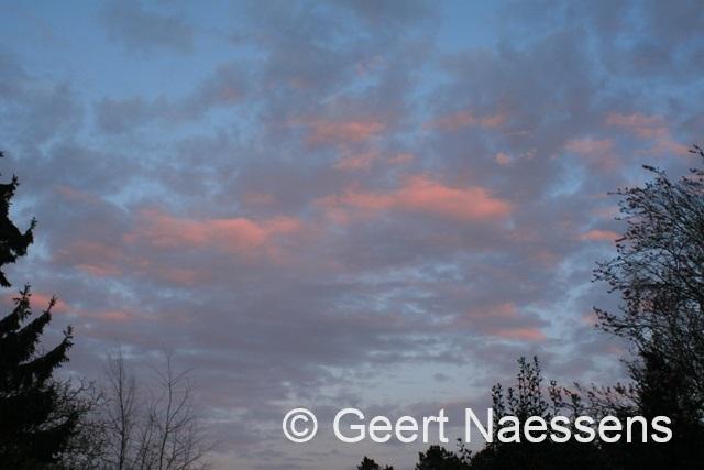 Veel wolken, wel meestal droog