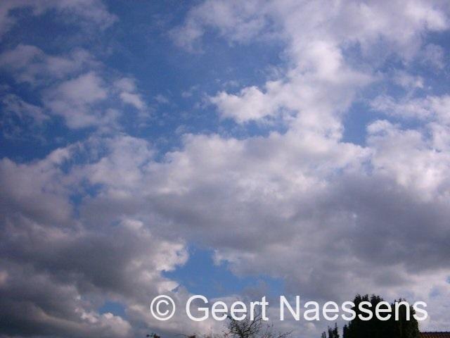 Vanochtend nog een buitje, vanmiddag droog met zonnige perioden